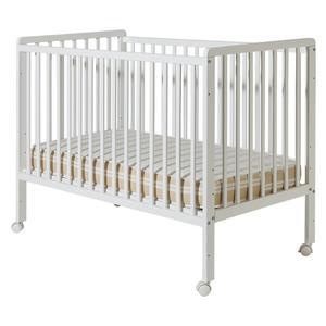 Dečiji krevetići Minny beli bez fioke - 031