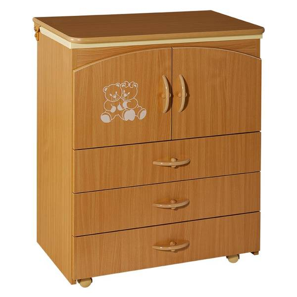 Sideboard Teddy Nature Picture-1