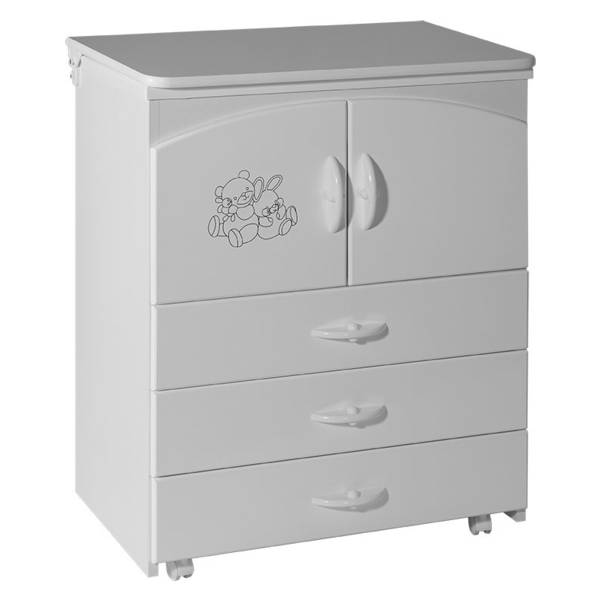 Sideboard Teddy White - 017 Picture-1