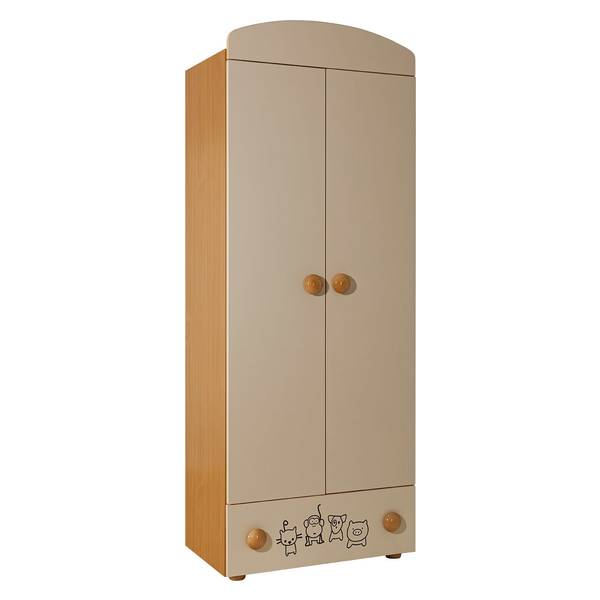 Dresser Lolek Natur beige  Picture-1
