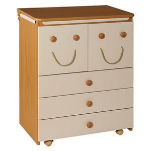 Sideboard Smile natur beige