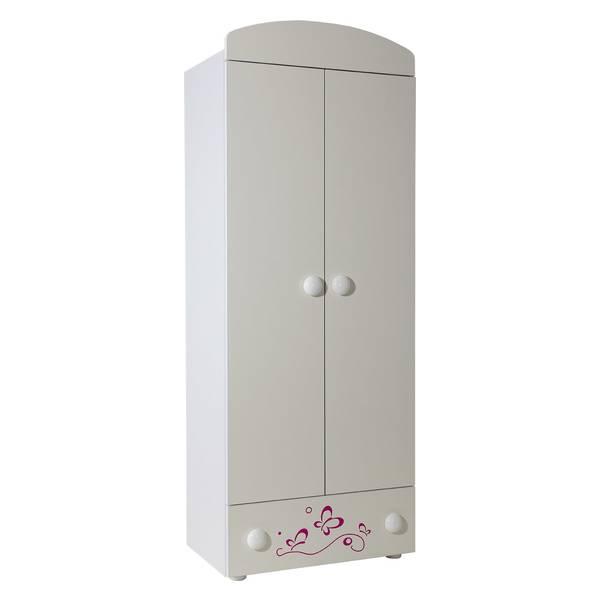Lolek belo roza leptir - 059 Slika-1