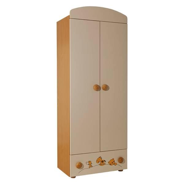 Garderober Maja  natur beige - 069 Slika-1