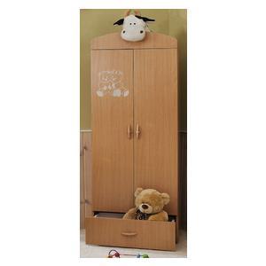 Garderober Teddy Natur 069