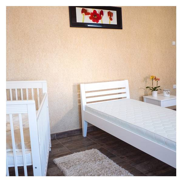 Easy beli krevet samac 90x200 Slika-2