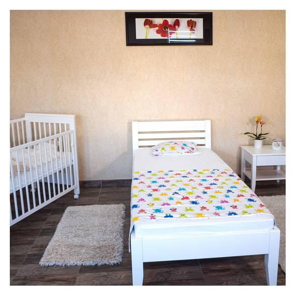 Easy beli krevet samac 90x200 Slika-5
