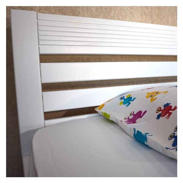 Easy beli krevet samac 90x200 Slika-8
