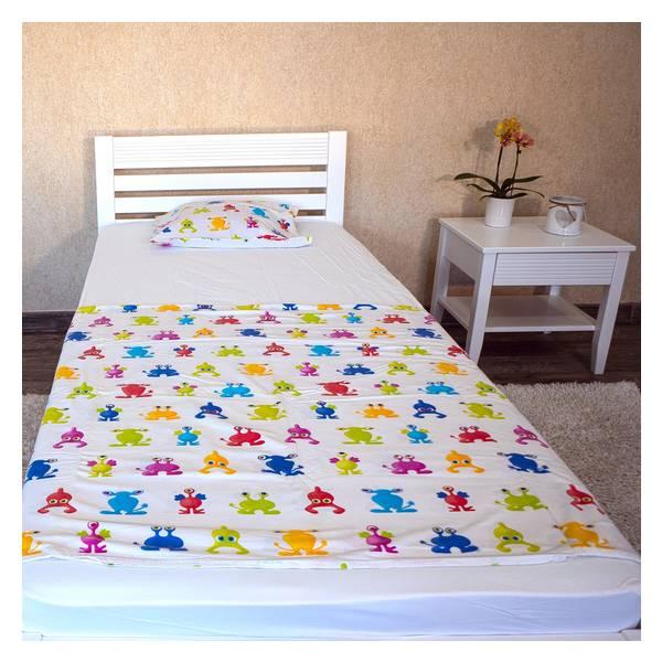 Easy beli bračni krevet  140x200 Slika-3