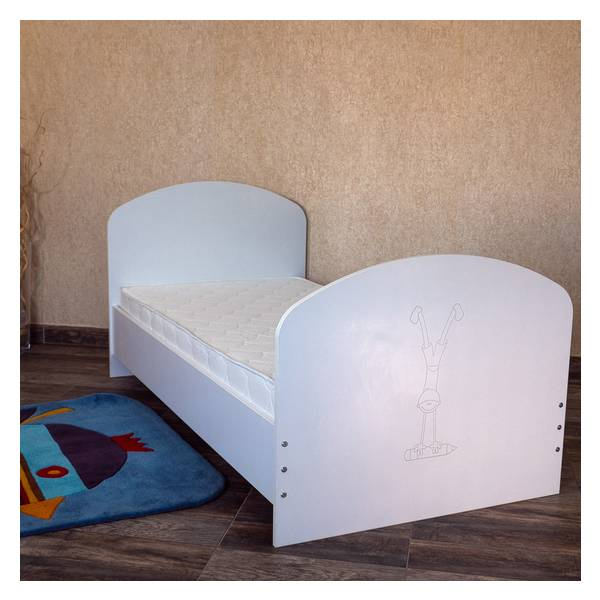 Cot bed Hella without drawer for room Vendy -055 Picture-1