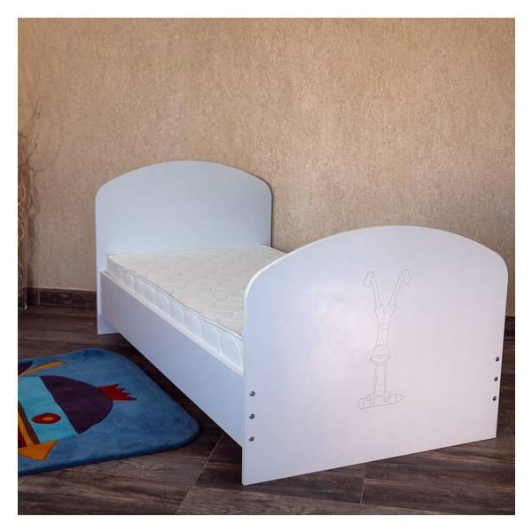 Krevet Hella bez fioka uz sobu Lolek - 055-1 Slika-1