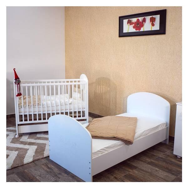 Krevet Hella bez fioka uz sobu Gloria - 055-2 Slika-1