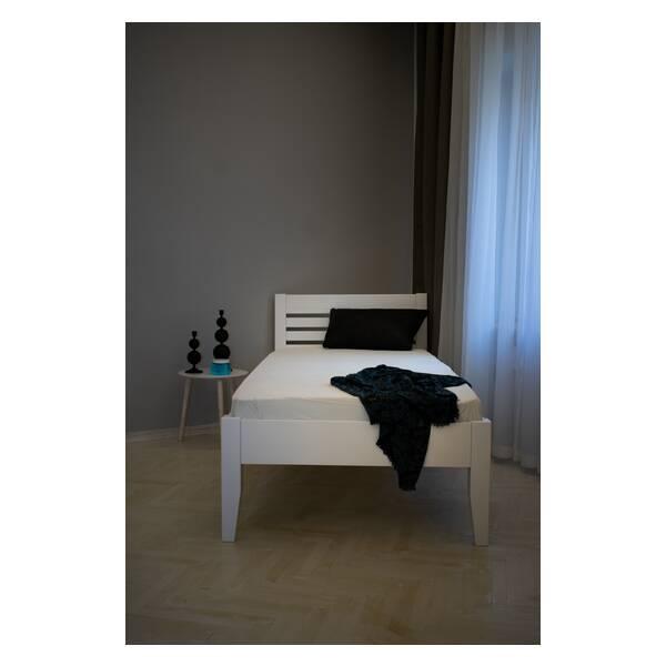 Krevet Easy 90x200 Bela Slika-2