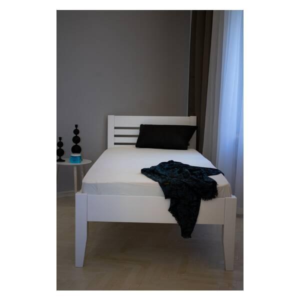 Krevet Easy 90x200 Bela Slika-3