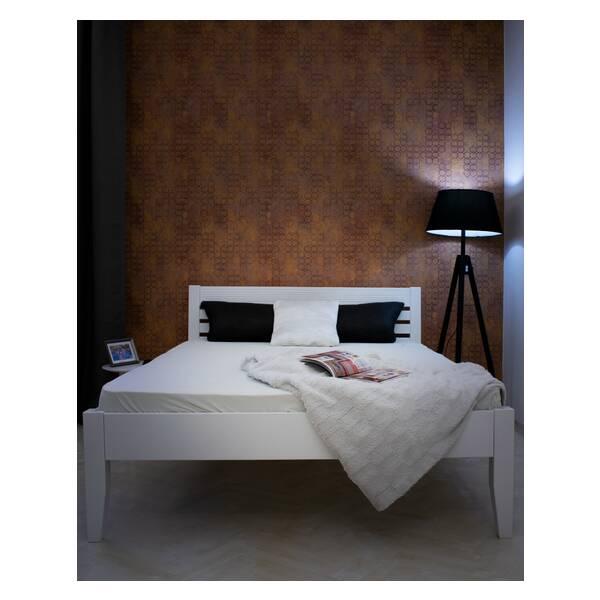 Bračni krevet Easy 140x200 Bela Slika-5