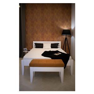 Bračni krevet Easy 140x200 Bela