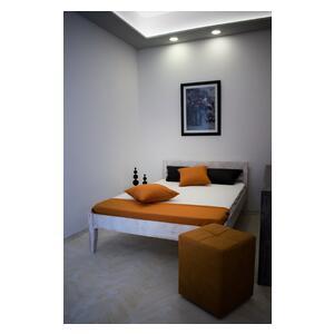 Bračni krevet Easy 160x200 Rustik