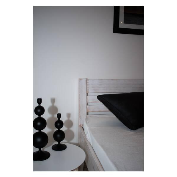 Bračni krevet Easy 160x200 Rustik Slika-4