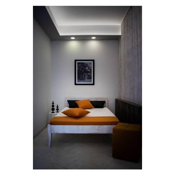 Bračni krevet Easy 160x200 Rustik Slika-6