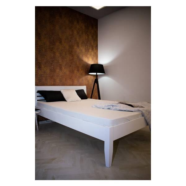 Bračni krevet Easy 140x200 Bela Slika-4