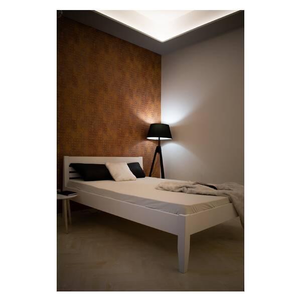 Bračni krevet Easy 160x200 Bela Slika-5