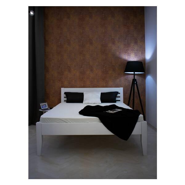 Bračni krevet Easy 160x200 Bela Slika-1