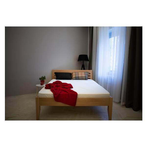 Bračni krevet Easy 160x200 Natur Slika-2
