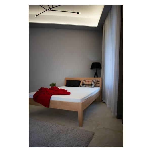 Bračni krevet Easy 160x200 Natur Slika-1