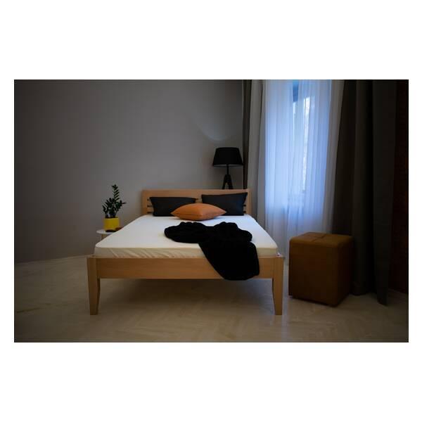 Bračni krevet Easy 140x200 Natur Slika-4