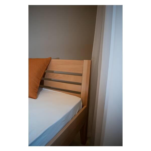 Bračni krevet Easy 180x200 Natur Slika-7