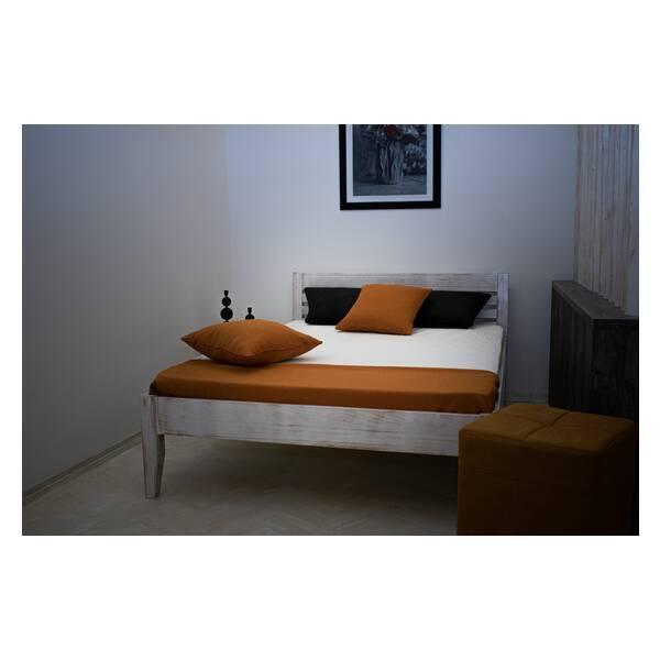 Bračni krevet Easy 160x200 Rustik Slika-3