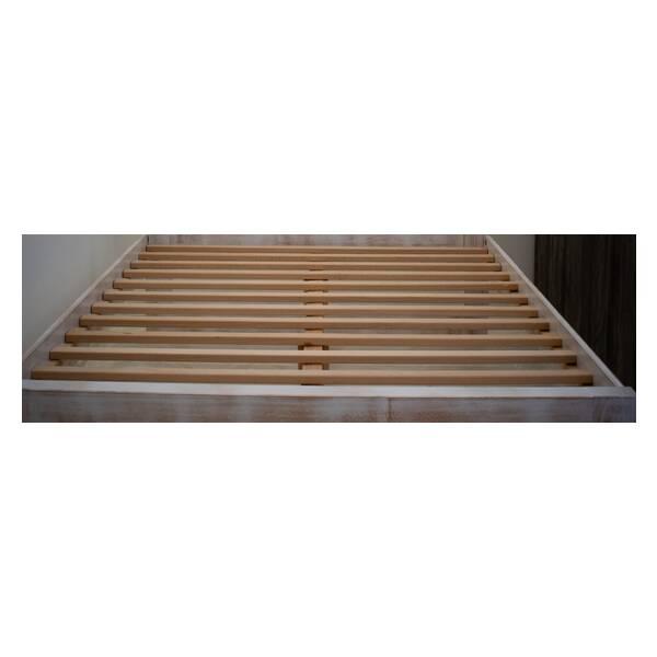 Bračni krevet Easy 140x200 Natur Slika-7